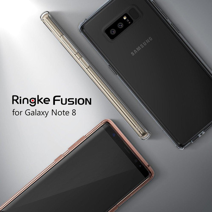 Op lung Samsung Galaxy Note 8 Ringke Fusion