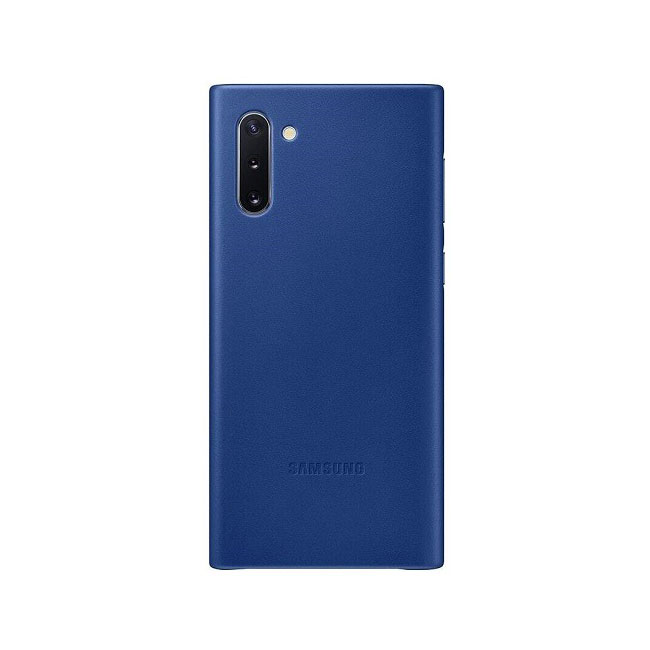 Ốp lưng Leather Cover  Note 10 cao cấp giá rẻ