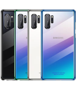 ốp lưng Clear Cover Note Galaxy 10 plus trong suốt