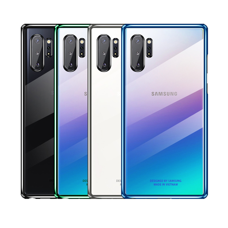 Ốp lưng Clear Cover Galaxy Note 10 plus trong suốt