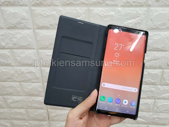 Bao da Led View Note 9