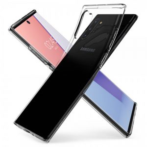 Ốp lưng Note 10 plus Spigen